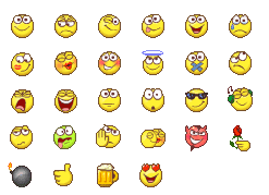 ICQ Emoticons