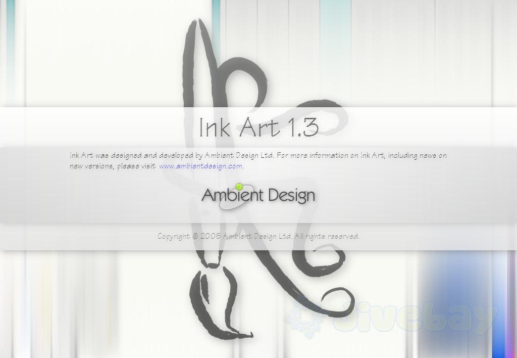 Ink Art (Art Rage 1.3)