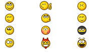 Invision Emoticons