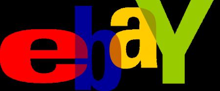 old eBay logo